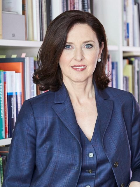 Düsseldorf zeigt Haltung: Dr. Nahlah Saimeh